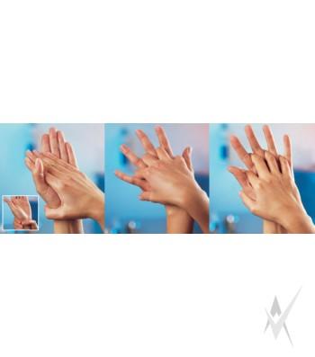 Etanolio pagrindo rankų dezinfekantas, be dažiklių ir kvapiklių Manusept Basic
