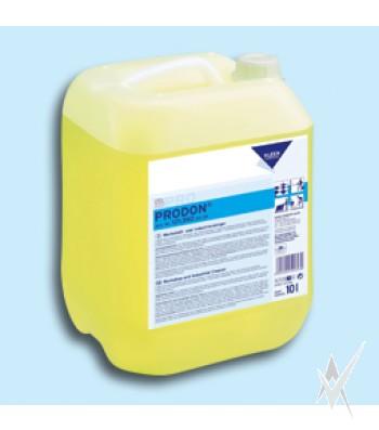 Mažai putojanti valymo priemonė Prodon, 10000 ml
