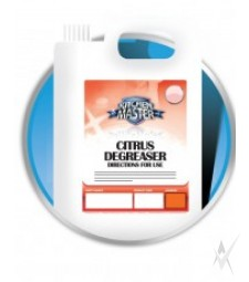 Nuriebalinimo priemonė Citrus Degreaser, citrinų kvapo, 5000 ml