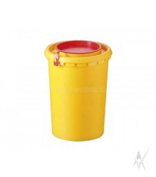 Konteineris medicininėms atliekoms surinkti, vienkartinis, 500 ml