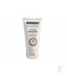 Novaclean, rankų valymo gelis su antibakteriniu poveikiu, 50ml.