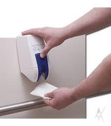 Higieninė klozeto, rankenų valymo priemonė, momentinio poveikio