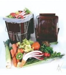 Biologinių atliekų surinkimo konteineris