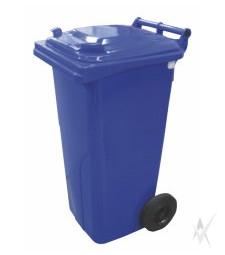 Konteineris atliekų rūšiavimui ar surinkimui 120 litrų talpos