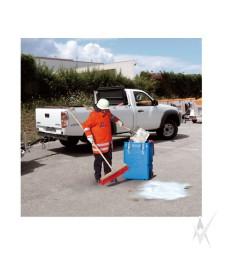 Mobilus konteineris įvairioms pavojingoms atliekoms surinkti