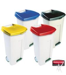 Šiukšliadėžių - konteinerių sistema atliekų rūšiavimui lauko sąlygomis Eco Step - On