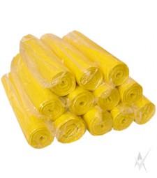 Maišai atliekoms,geltonos ir raudonos spalvos