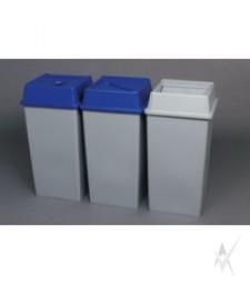 Šiukšliadėžių sistema atliekų rūšiavimui Styleline