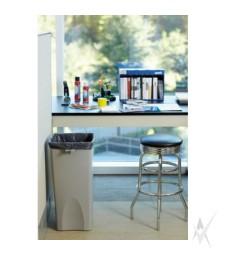 Šiukšliadėžių sistema atliekų rūšiavimui Untouchable