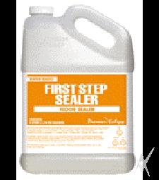 Vandens pagrindu pagamintas gruntas First Step Sealer, 10000 ml