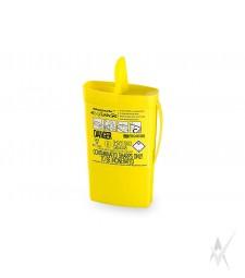 Konteineris medicininėms atliekoms surinkti, vienkartinis, 450 ml
