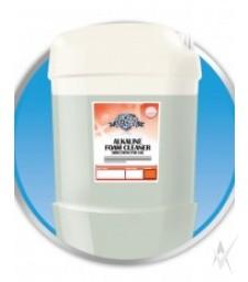 Smarkiai putojantis, šarminis, maisto pramonės valiklis Alkaline foam cleaner, 25000 ml