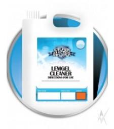 Valiklis - gelis Lemgel cleaner, citrinų kvapo, 5000 ml