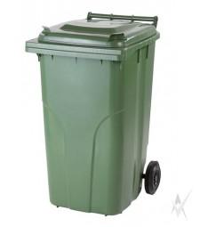 Konteineris atliekų rūšiavimui ar surinkimui 240 litrų talpos
