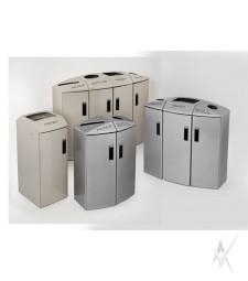 Šiukšliadėžių sistema atliekų rūšiavimui Element