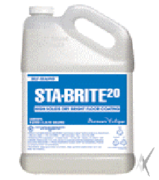 Grindų vaškas STA-BRITE Floor Coating, 10000 ml