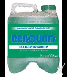 Valanti ir atnaujinanti vaškuotus paviršius priemonė REBOUND Cleaner, 10000 ml