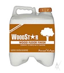 Medinių grindų vaškas WOODSTAR Wood Floor Finish, 4000 ml